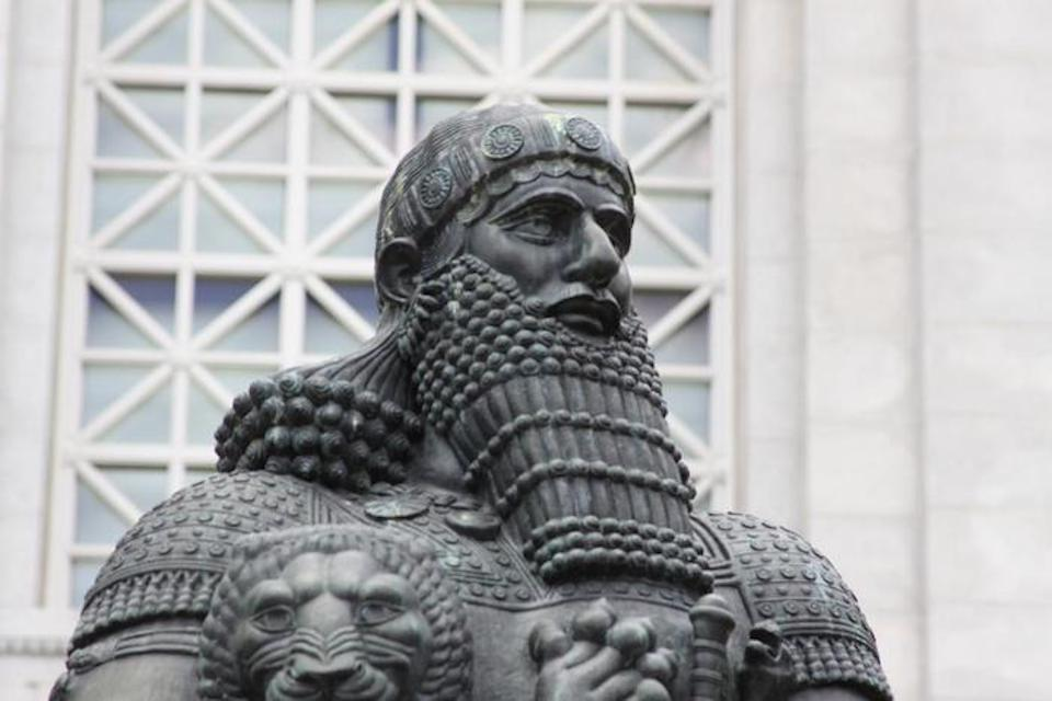 King Hammurabi - introducer of invoice finance