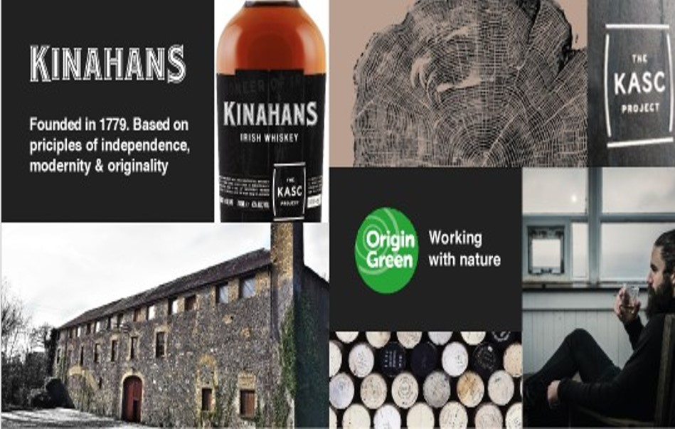 Picture of Kinahan's Irish Whiskey products