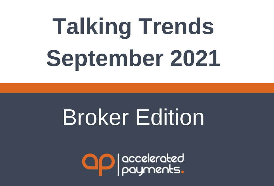Accelerated Payments Broker Trends